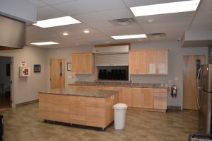 Lochaber - Kitchen Setup
