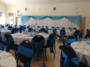 Lochaber - Wedding Setup